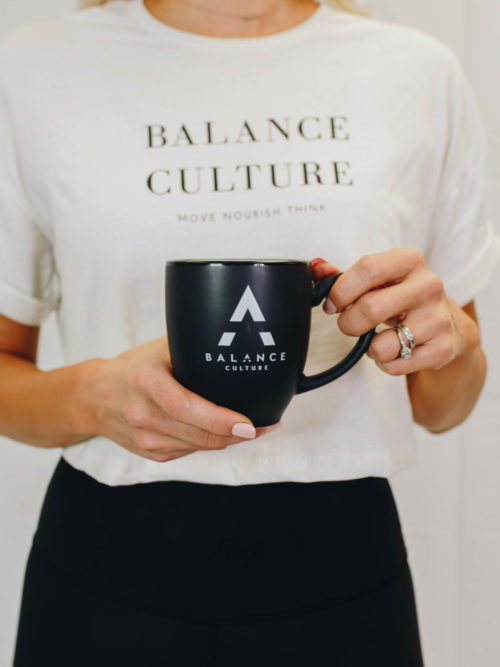 The Mug | The Collection by The Balance Culture | Women's Fitness Studio in Lakeland, FL